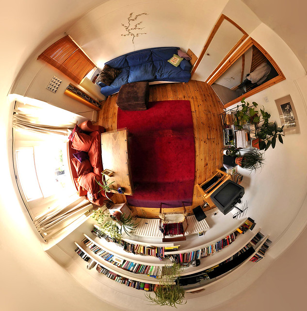 First 'proper' 360 polar panorama