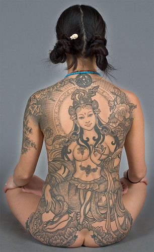 Tara Tattoo by Unknown