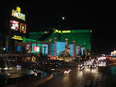 MGM Grand Las Vegas, Las Vegas, Nevada