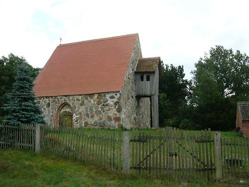 Unwahrscheinlich: Gottes Haus in der Altmark