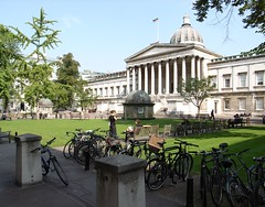 University College London (stevecadman) Tags: uk england london architecture university unitedkingdom britain 19thcentury architect ucl bloomsbury dome classical wilkins academic neoclassical portico universitycollege nineteenthcentury portlandstone universitycollegelondon c19 williamwilkins