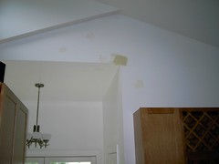 More Unfinished (19) (joelfinkle) Tags: kitchen drywall paint error remodel contractor addition incomplete