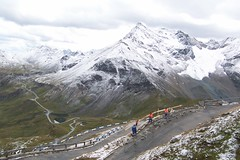 Grossglockner [Groglockner] Alpine Road View; 3,798m = ~12,460ft (Carinthia, Austria) (Dan Dan The Binary Man) Tags: road alps austria high alpine peaks grossglockner groglockner thebiggestgroup 3798m 12460ft