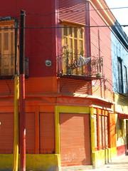 Caminito, La Boca - by CommandZed