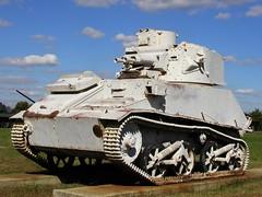 BI698 Mk VI Light Tank (listentoreason) Tags: history museum geotagged technology unitedstates military favorites maryland places worldwarii armor groundforces