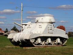 BI686 M3 Grant Medium Tank (listentoreason) Tags: history museum geotagged technology unitedstates military maryland places worldwarii ar