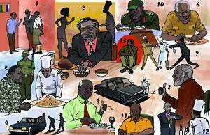 Idi amin story and his cook