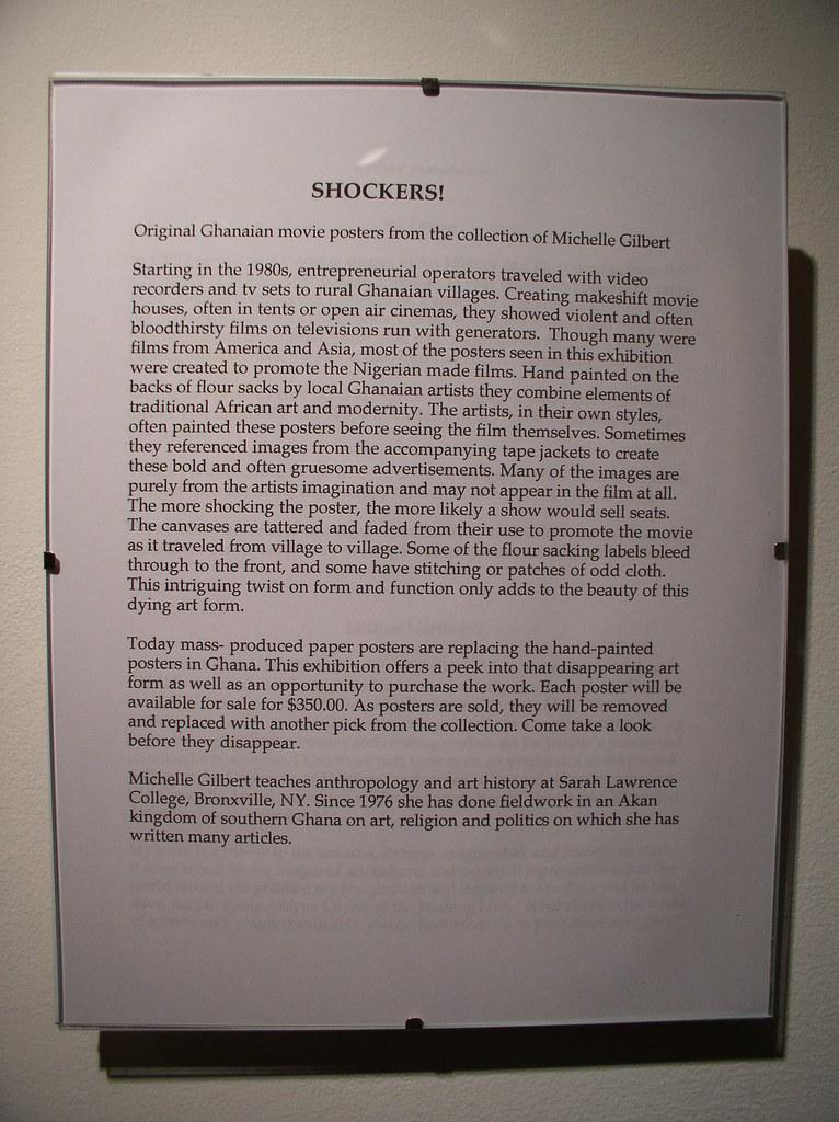 Show Description