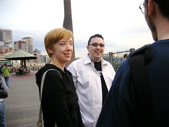 Girl-Erin, Boy-Erin (Jeffrey) Tags: seattle digital studio design code events content webdesign agency ia developers online writer pikeplacemarket editor interactive strategic publishing html ux partners interaction designers webdevelopment userexperience webcontent happycog coders erink alistapart webdevelopers aneventapart maximilien webpublishing contentstrategy publshers webevents mskissane