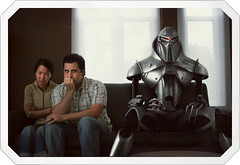 This Whole Cylon Occupation Thing is Starting to Piss Us Off (tubes.) Tags: beer photoshop 3d canadian couch rendering cgi battlestar irritated molson cylon battlestargalactica occupation bsg drunkrobot