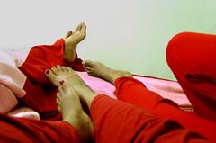 The pyjama party - by amrita b