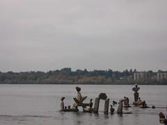 IMG_0625 (bobledrew) Tags: autumn inukshuk ottawariver
