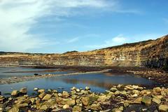 Kimmeridge (Joe Dunckley) Tags: uk sea england water reflections landscape dorset purbeck kimmeridge worldheritagesites jurassiccoast