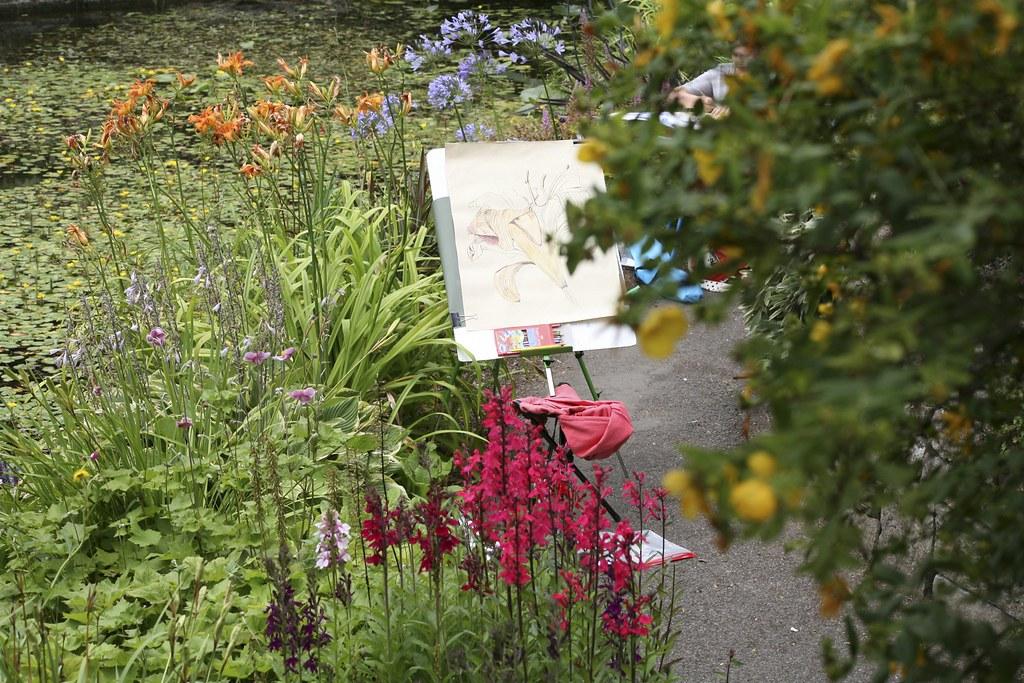 Art in the Botanic Gardens