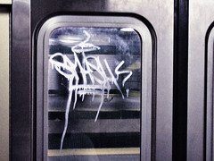 smash (street stars) Tags: nyc urban streetart ny art subway graffiti smash gothamist fuckartbombeverything