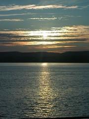 Lahinch (Strangelove 1981) Tags: ireland sunset sea summer mountains beach clare cliffs lahinch lehinch