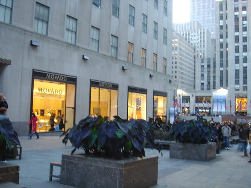 Rockefeller Center (by Branille)