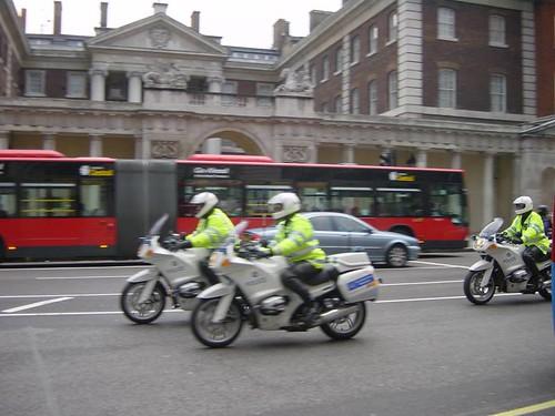 275214224 0acb6b9289 Londons Police on motorbikes