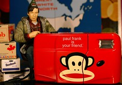 Paul Frank is Your Friend Camera