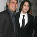 Taylor Hicks and John Groban at the Spirit of Life awards gala