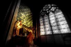 [フリー画像] [人工風景] [建造物/建築物] [教会/聖堂] [インテリア] [彫刻/彫像] [ステンドグラス]     [フリー素材]