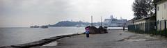 Looking towards Sultanahmet from Beyoglu