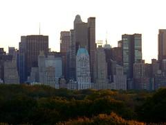 Classic Midtown (dsjeffries) Tags: nyc newyorkcity newyork fall skyscrapers centralpark 2006 midtown ues timessquare uppereastside metropolitanmuseumofart essexhouse mmoa midtownmanhattan