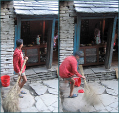 The Sweeping Man