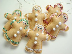 - Yum Yum - (Warm 'n Fuzzy) Tags: xmas holiday cute cookies decoration gingerbread craft ornaments kawaii accessories etsy warmnfuzzy warmnfuzzynet