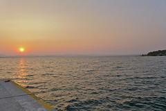 Moudros sunset (Fif') Tags: greece grèce griechenland hellás hellas égée aegean 2016 limnos lemnos island île grècque greek λήμνοσ moudros μούδροσ