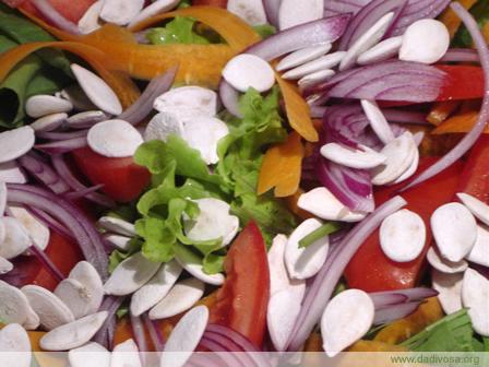 380415754 3f8b7ea5a0 o Salada com Sementes de Abóbora