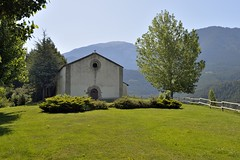 Urús 8(Sant Grau) (SLVA49) Tags: iglesia cruz puerta piedra románico reformado nikon df 1635mm f4