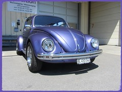 VW Beetle (v8dub) Tags: vw beetle volkswagen fusca maggiolino käfer kever bug bubbla cox coccinelle schweiz suisse switzerland bleienbach german pkw voiture car wagen worldcars auto automobile automotive aircooled old oldtimer oldcar klassik classic collector