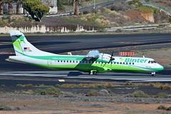 EC-JQL ATR-72 @ Las Palmas 24th February 2018 (_Illusion450_) Tags: aeropuertodegrancanaria aeropuerto elburrero lpa laspalmas gclp aeroplane aeroport aeronautical airport aircraft airplane airline airlines aviation avion flughafen 240218