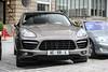UAE (Abu Dhabi) - Porsche 958 Cayenne Turbo (PrincepsLS) Tags: uae arabian license plate abu dhabi germany düsseldorf spotting porsche 958 cayenne turbo