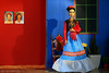 the colors of frida (photos4dreams) Tags: room roombox raum design cardboard karton 3d diorama photos4dreams p4d photos4dreamz fridakahlo barbie collectors doll puppe home haus casaazul regularlifeinthedollhouse toy dress mattel barbies girl play fashion fashionistas outfit kleider mode puppenstube tabletopphotography artist künstlerin celebrity paintings bilder malerei mexikanisch mexican southamerica südamerika