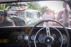 Let's Drive (Nicky Highlander Photography) Tags: barbados barbadian caribbean car carshow vehicle steering wheel interior windscreen window glass life daily lifestyle outdoor countryside pasture photoessay photoshoot photographer content saint thomas photojournalism