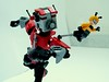 Ant-Man and the Wasp (Cѳpnfl) Tags: antman lego moc bionicle ccbs marvel superheroes ant insecte insect