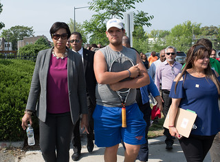 May 14, 2018 Ward 4 Community Walk (14th Spring Road)