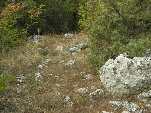 Крим, Таврські могильники на горі Кішка InterNetri Ukraine 2009 152
