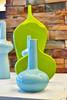 Vases (xtaros) Tags: vase vases stilllife productphotography pastel pastels green blue wall xtaros