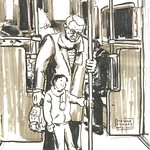 Grandpa and little bud by Suzanne Forbes Dec 21 2017 thumbnail