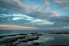 Crail to Isle of May Evening LE (warner_pics) Tags: longexposure crail scotland evening neukoffife sea water rocks reflections bigsky sony a5100