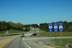 AL17 North - US78 East West AL4 East Corridor X Signs- Hamilton (formulanone) Tags: alabama al17 us78 78 al4 sr04 4 four corridorx hamilton