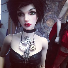 IMG_8148 (vampyre_angel13) Tags: bjd bjds steampunk legitbjds ringdoll iplehouse luts volks cp delf bjdhybrid
