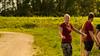 Anxious look. (Alex-de-Haas) Tags: 70200mm bootcamprun d5 dutch dutchies geestmerambacht holland langedijk nederland nederlands nikkor nikon noordholland bootcamp candid conquering dirt dirty endurance evenement event fit fitdutchies fitness fun hardlopen joggen jogging mensen modder mud obstacle obstakel overwinnen people plezier recreatie recreation rennen renner renners run runner runners running sport sportief sportiviteit sporty summer team teamspirit teamgeest vies volharding zomer