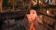 Unfiltered... (savrainsings) Tags: tresblah phoenixhair catwa uber savannahrain