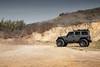 Black Rhino Arsenal on Jeep JK Wrangler - 5 (tswalloywheels1) Tags: textured matte black jeep jk jku wrangler lifted rhino arsenal sand military offroad off road truck suv aftermarket wheel wheels rim rims alloy alloys