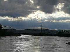 IMG_20180412_191915 (Fotografías Gaby) Tags: rioebro ebro zaragoza crecida extraordinaria riada rio españa aragón