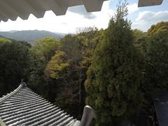 Castle vW _orig_LG (Hazbones) Tags: iwakuni yamaguchi yokoyama castle kikkawa suo chugoku mori honmaru ninomaru demaru wall armor samurai spear teppo gun matchlock map ropeway